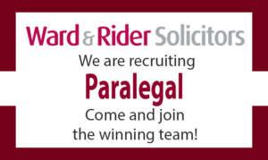 Paralegal Job